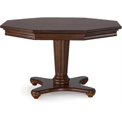 Hillsdale Ambassador Cherry Poker Table