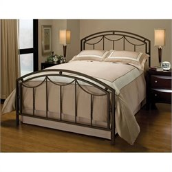Hillsdale Arlington Bronze Bed - Full