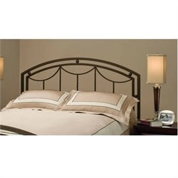 Hillsdale Arlington Spindle Headboard in Brown  - Full/Queen