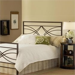 Hillsdale Dutton Premium Full/Queen Size Headboard With Rails