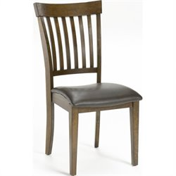 Hillsdale Arbor Hill Dining Chairs in colonial Chestnut (Set of 2)