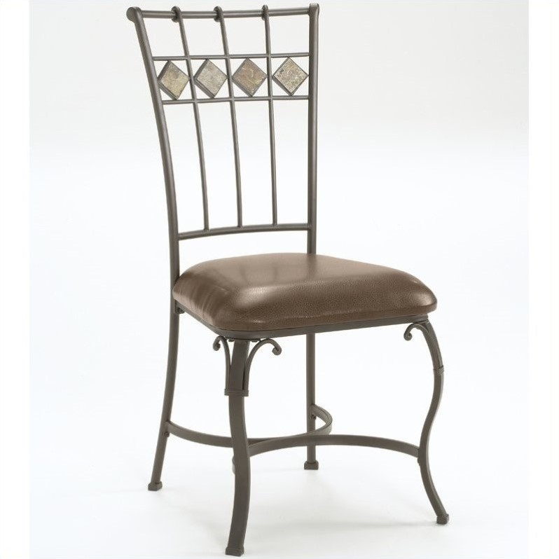 Lakeview Slate Back Dining Chair (Set Of 2)