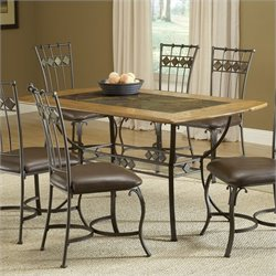 Hillsdale Lakeview Rectangle Dining Table