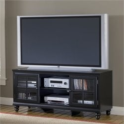 Hillsdale Grand Bay TV Stand in Black