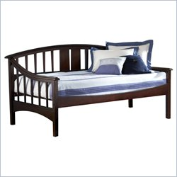 Hillsdale Alexander Daybed in Deep Brown Finish
