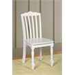 Hillsdale Lauren Dining Chair in White