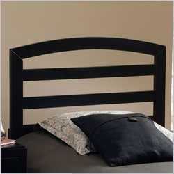 Hillsdale Sophia Headboard in Black - Full/Queen