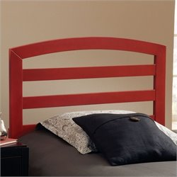 Hillsdale Sophia Headboard in Red - Twin