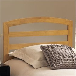 Hillsdale Sophia Slat Headboard in Natural