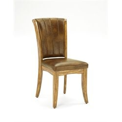 Hillsdale Grand Bay Chair in Medium Oak