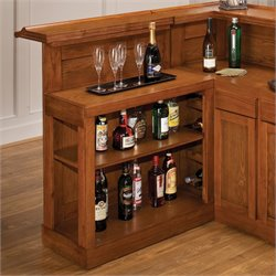 Hillsdale Classic Side Home Bar