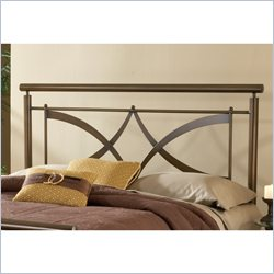 Hillsdale Marquette Headboard in Brushed Copper - Full/Queen