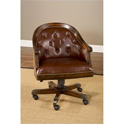 Hillsdale Harding Arm Chair in Rich Cherry