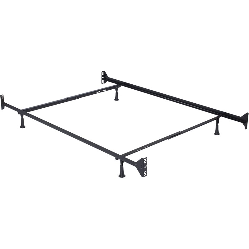 Hillsdale 4 Leg Twin Full Bed Frame
