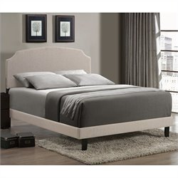 Hillsdale Lawler Bed in Cream - Twin
