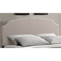 Hillsdale Lawler Panel Headboard in Ivory - Full