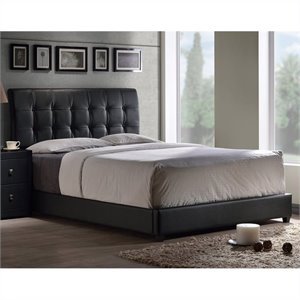 Hillsdale Lusso Bed in Black
