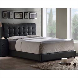 Hillsdale Lusso Bed in Black - Twin