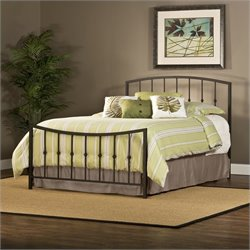 Hillsdale Sausalito Bed in Gold Sparkle - Queen