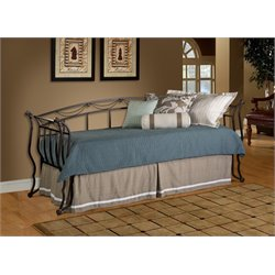 Hillsdale Camelot Daybed in Black Gold