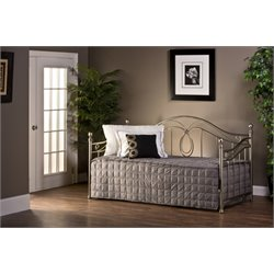 Hillsdale Milano Daybed in Antique Pewter