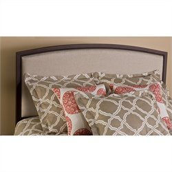Hillsdale Bayside Headboard with Rails - Twin