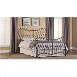 Hillsdale Bennington Bed Set - Rails not included - Queen