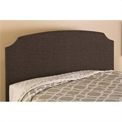Hillsdale Lawler Panel Headboard in Brown - Full