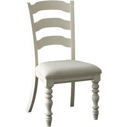 Hillsdale Pine Island Ladder Back Side Chair Set of 2