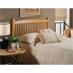 Hillsdale Oak Tree Slat Headboard in Oak - Twin