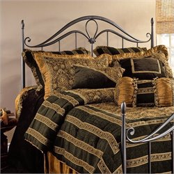 Hillsdale Kendall Metal Headboard in Bronze - Full/Queen
