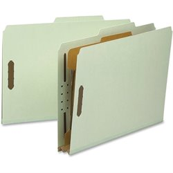Nature Saver K-style Fastener Classificatn Folders