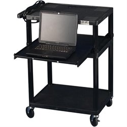 Quartet Multimedia Projector Cart