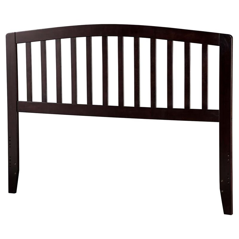 Atlantic Furniture Richmond Queen Spindle Headboard in Espre