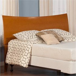 Atlantic Furniture Soho Headboard in Caramel Latte - Full