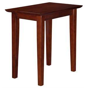 Atlantic Furniture Shaker Chair Side Table