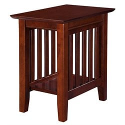 Atlantic Furniture Mission Chair Side Table