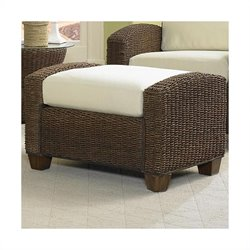 Home Styles Cabana Banana Rectangular Ottoman In Cocoa Finish