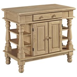 Home Styles Americana Kitchen Island -94