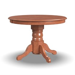 Furniture Cottage Oak Pedestal Casual Oak