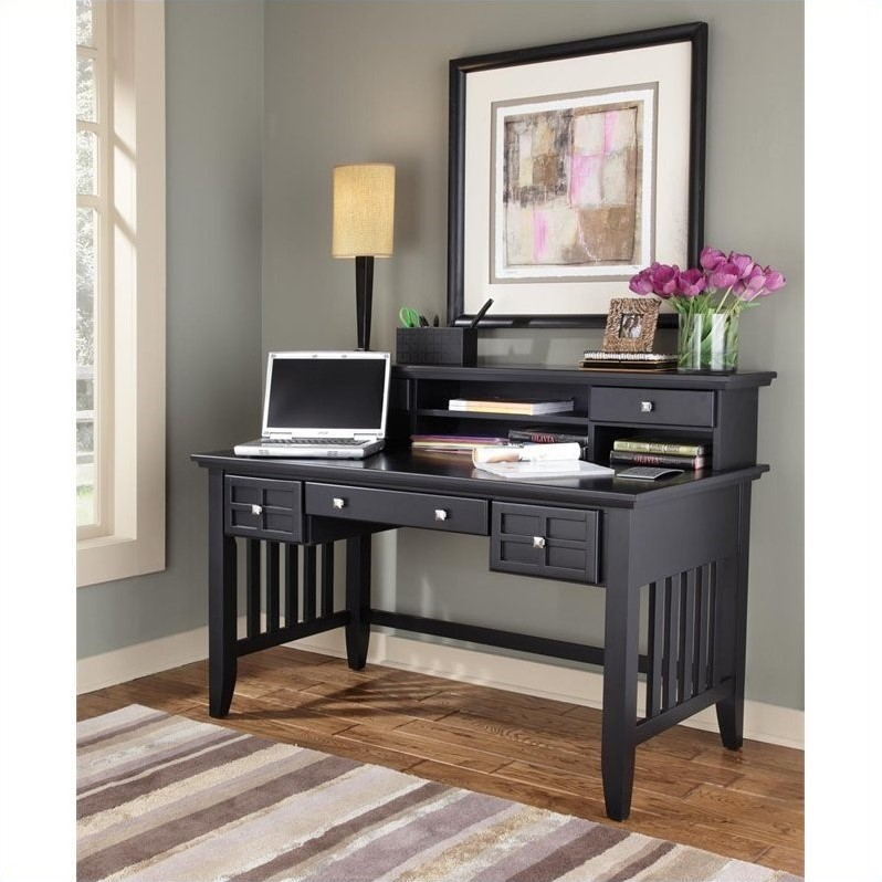 Executive Desk & Hutch