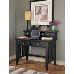 Home Styles Arts & Crafts Student Desk & Hutch