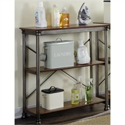 Three Multi-Function Shelves Etagere