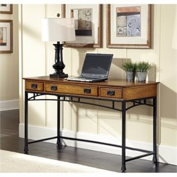 Executive Desk in Deep Brown