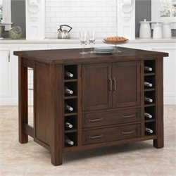 Home Styles Cabin Creek Kitchen Island