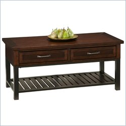 Home Styles Cabin Creek Cocktail Table