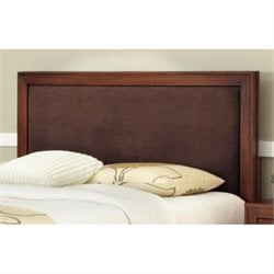 Home Styles Duet Panel Headboard in Brown