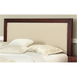 Home Styles Duet Panel Headboard in Beige