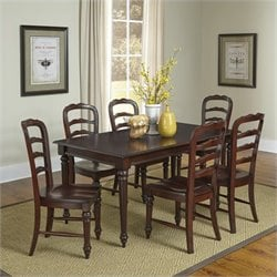 Home Styles Colonial Classic 7PC Dining Set