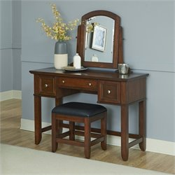Home Styles Chesapeake Vanity and Bench